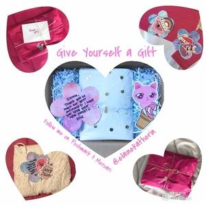 Give Yourself a Gift @elainekatherin ♡